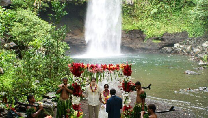 Bouma Waterfalls Wedding Location Add On